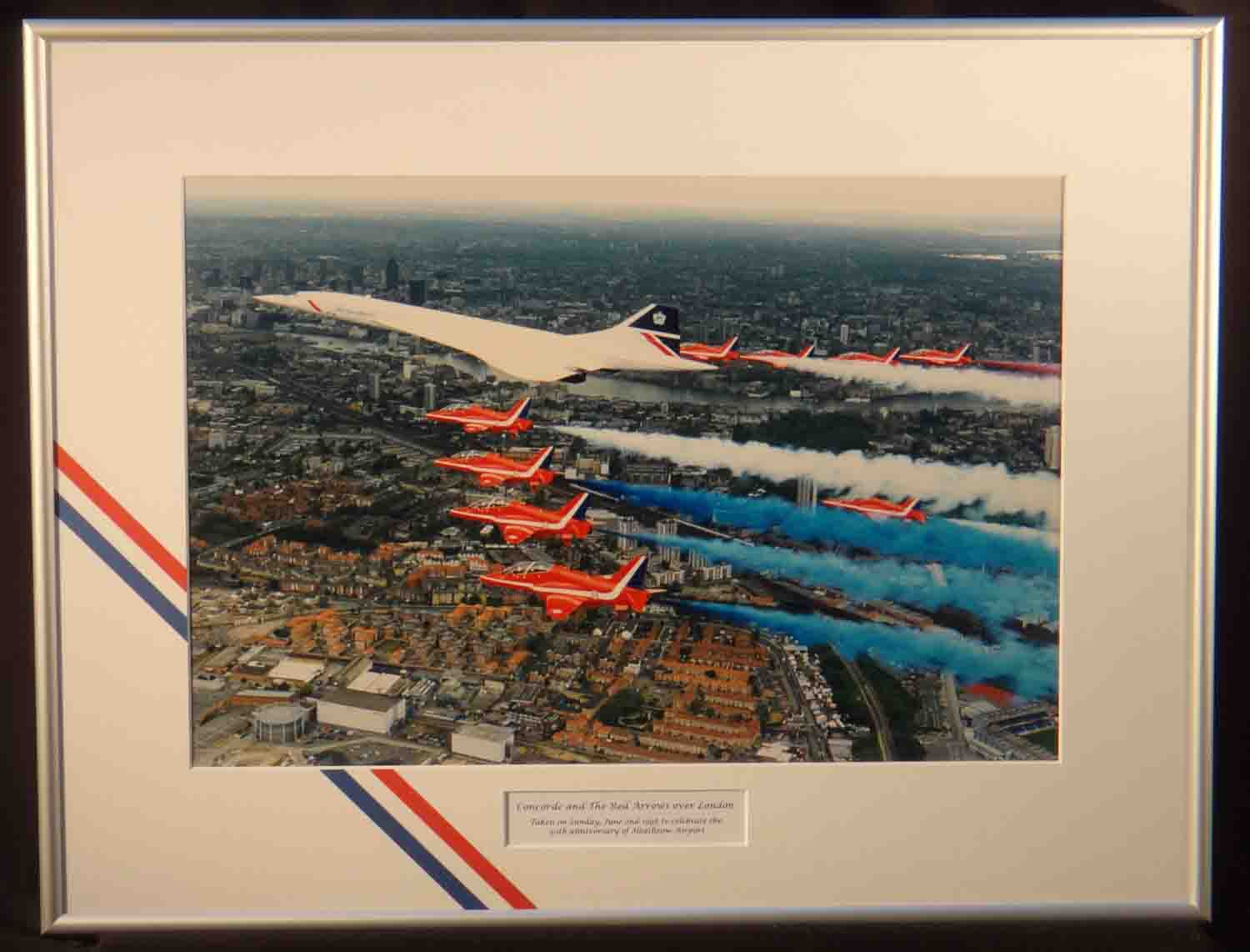 Red Arrows, Concorde