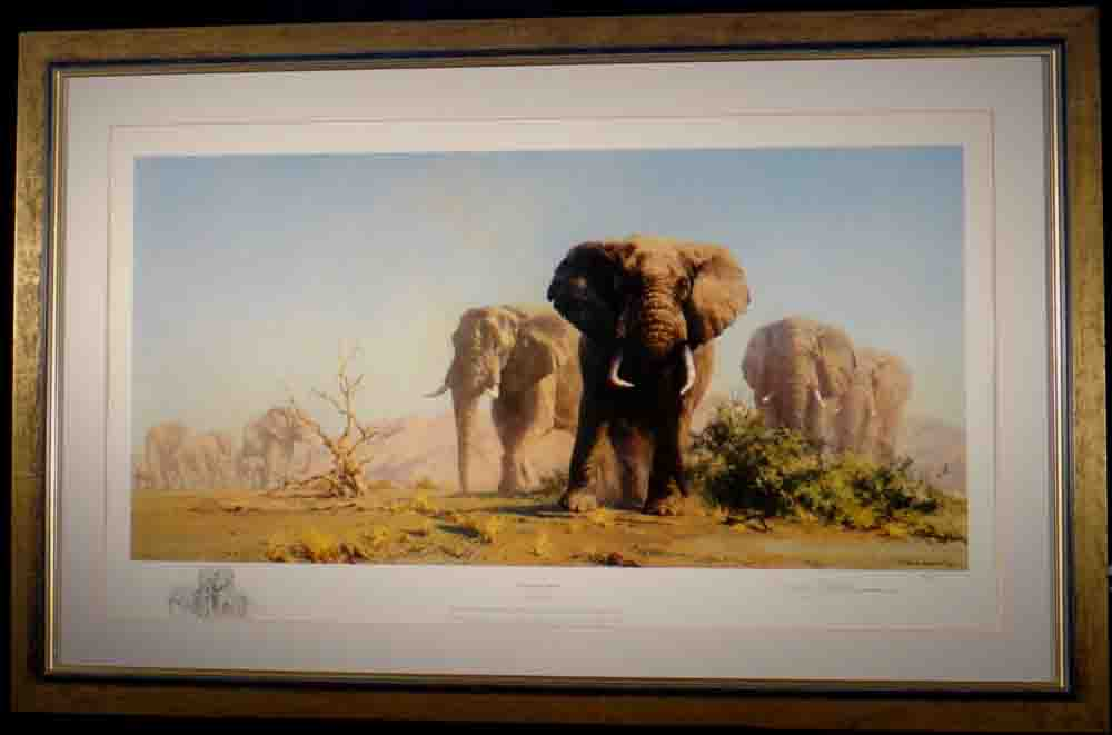 david shepherd original, ivoryistheirs