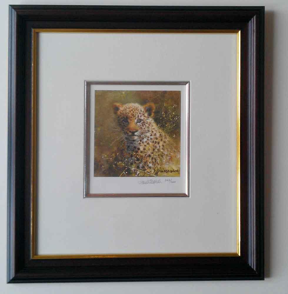 davidshepherd, leopard, cub cameo
