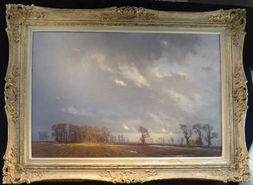 david shepherd  landscape painting