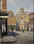 david shepherd, paintings, shepherd street