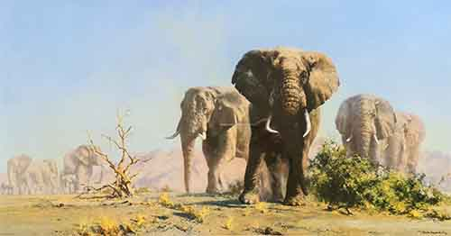 david shepherd the ivory is theirs