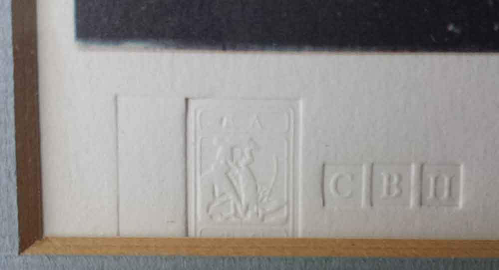 fine art trade guild stamp